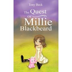 The Quest of Millie Blackbeard als Taschenbuch von Tony Beck