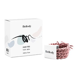 Bellody Original Hair Ties Mellow Rose 4 Stück