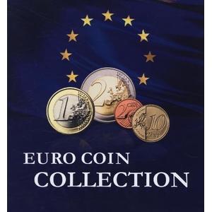 Münzalbum PRESSO Euro Coin Collection für 26 Euro-Kursmünzensätze