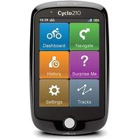 Mio Cyclo 210 Fahrradcomputer 2021 Strassen-Navigatoren