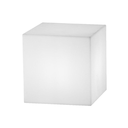 Kiom Dekolicht Leuchtwürfel Würfelleuchte Dado 38x38 cm IP65 E27