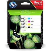HP 912XL CMYK