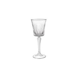 BUTLERS Weißweinglas HIGH CLASSIC 6x Weißweinglas 210ml, Kristallglas