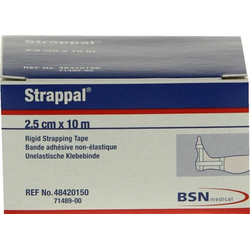 STRAPPAL Tapeverband 2,5 cmx10 m