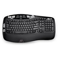 Logitech K350 Wireless Keyboard NR (920-004481)