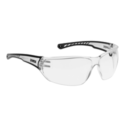 Uvex Sportstyle 204 Sportbrille in clear-clear, Größe Einheitsgröße clear-clear Einheitsgröße