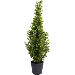 Künstliche Zimmerpflanze Buchsbaum im Topf Buchs, Botanic-Haus, Höhe 90 cm