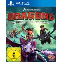 DRAGONS - Aufbruch neuer Reiter PS4 USK: 6