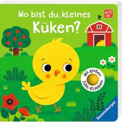 Wo bist du kleines Küken? als Buch von Klara Tünner