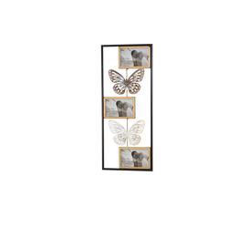 moebel-direkt-online Wandbild Bilderrahmen, Schmetterling (1 Stück), mit 3 Birlderrahmen