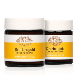 Duo Drachengold Brustbalsam, 2 x 50ml