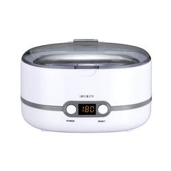 MELISSA Ultraschallreiniger 16800031 UV-Sterilisator Ultraschall Reiniger Digitaler Ultraschallreiniger Reinigungsgerät mit Timer für Brillen Schmuck, 600ml Neu