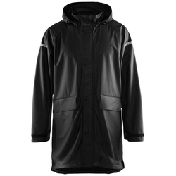 BLAKLADER Regenjacke Level 1 schwarz XL