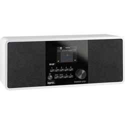 IMPERIAL DABMAN i200 Digitalradio (DAB) (Digitalradio (DAB), FM-Tuner, UKW mit RDS, Internetradio, 20 W)