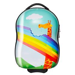 Koffer Kinderkoffer türkis