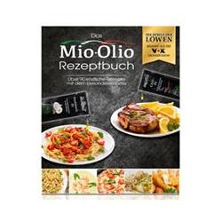 MIO-OLIO Rezeptbuch 97 köstliche Rezepte 107 Seiten bekannt aus VOX Die Höhle der Löwen