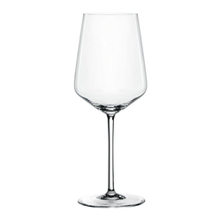 SPIEGELAU Gläser-Set Style Weißweinglas 4er Set, Kristallglas weiß