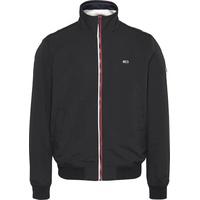 Tommy Jeans TJM Essential Bomber Jacket schwarz S