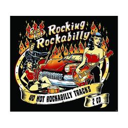 VARIOUS - Red Hot Rockin' Rockabilly (CD)