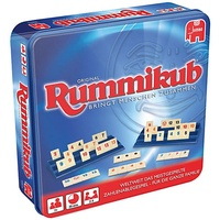 JUMBO Spiele Original Rummikub in Metalldose (03973)