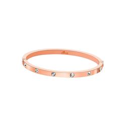Lotus Style Armreif JLS1846-2-3 Lotus Style Armband Armreif kupfer (Armreifen), für Damen aus Edelstahl (Stainless Steel)