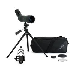 Celestron Landscout 50MM Spotting Scope with Basic Smartphone Adapter - Black