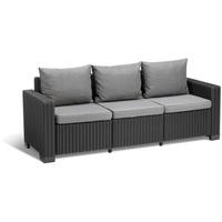 Allibert California Loungesofa 3-Sitzer
