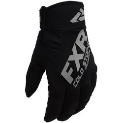 FXR Mechaniker Handschuhe M Cold Stop Black