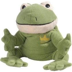Wärme-Stofftier Frosch grün Willi