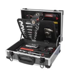 Universal Alu-Werkzeugkoffer mit 90 tlg. Werkzeug Set