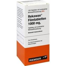 REKAWAN Filmtabletten 1000 mg 100 St.