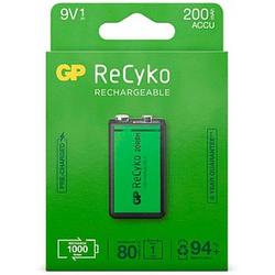 GP Akku ReCyko E-Block 200 mAh