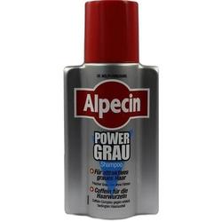 ALPECIN Power grau Shampoo 200 ml
