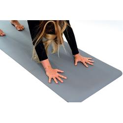 Yogamatte Airex Eco Grip grau - 180 x 61 x 0,4 cm