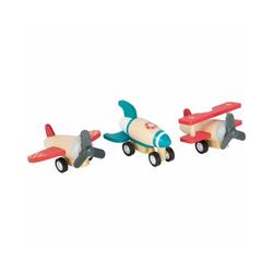 Small Foot Spielzeug-Auto Rückziehflieger-Set