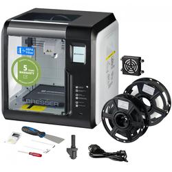 BRESSER 3D Drucker WLAN 3D Drucker mit integrierter Kamera