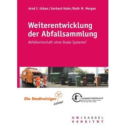 Weiterentwicklung der Abfallsammlung: Buch von