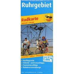 Ruhrgebiet 1:100 000