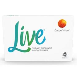 Live 30er Kontaktlinsen Cooper Vision
