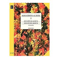 Sonatinen-Album  für Klavier - Buch