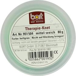 BORT Therapie Knet mittel weich hellgrün 80 g
