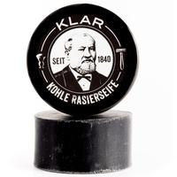 Klar Seifen Klar's Rasierseife Aktivkohle 110 g