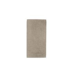 Cawö Handtuch Lifestyle uni in mauve, 50 x 100 cm