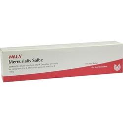 MERCURIALIS SALBE 100 g