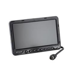 7 Monitor universal 16:9 (1 RFK+4 AV Eingänge)+Splitscreen