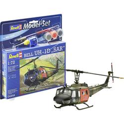 Revell 64444 Bell UH-1D  SAR  Helikopter Bausatz 1:72