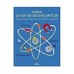 Hurra! Ich bin ein Wissenschaftler! - Buch