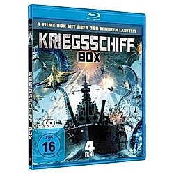 Kriegsschiff Box - 2 Disc Bluray - DVD  Filme