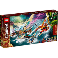 Lego Ninjago Duell der Katamarane 71748