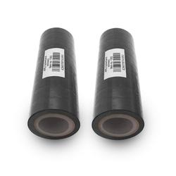 ARLI Klebeband Isolierband Isoband schwarz 10 m Klebeband Elektro Isolier Klebe Band für Handwerker Elektriker Auto KFZ (20-St)